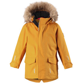 Reima Myre Jacket Children yellow
